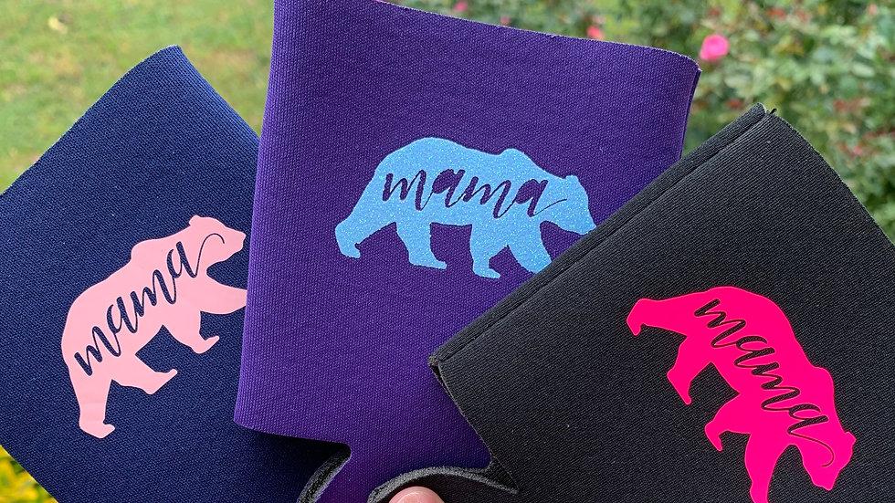 mama bear koozie little foots jewelry breast milk jewelry