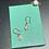 Thumbnail: Pear Drop Earring