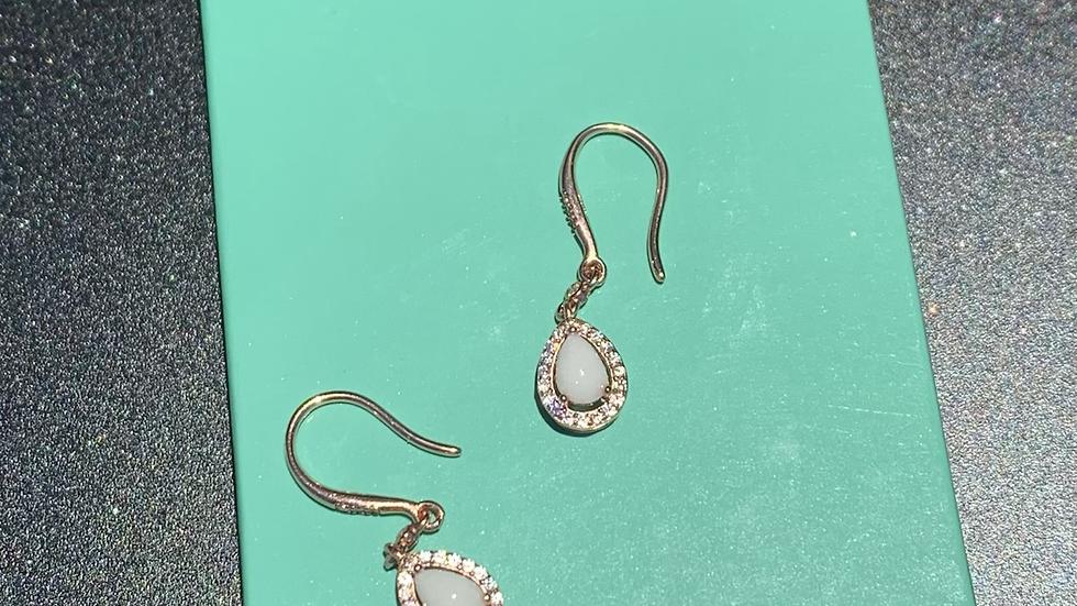 Pear Drop Earring