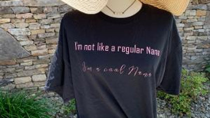 cool nana custom tee mothers day unique funny gift little foots jewelry breast milk jewelry