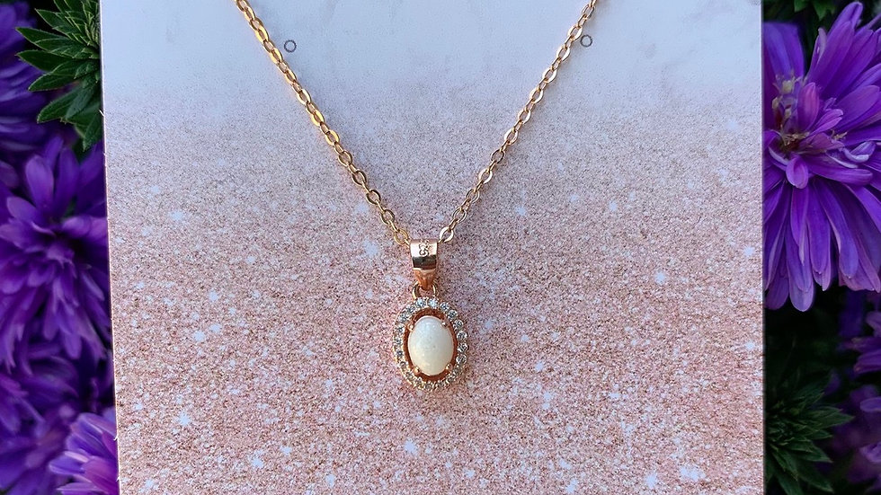 Victorian Rose Gold