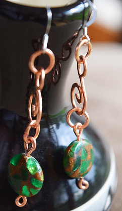 Copper and Bead