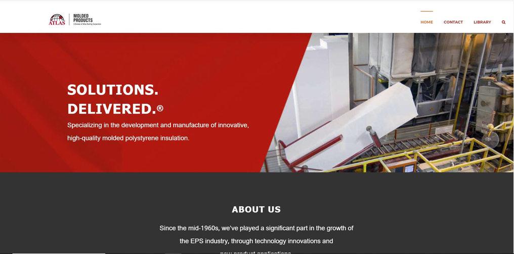 Atlas Website