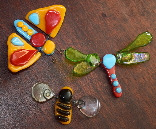 Bug Magnets ~ $8.00 each