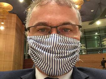 Plenum in Zeiten der Corona-Pandemie