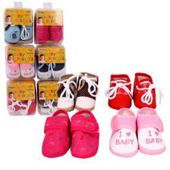 Baby Shoes,Astd Desgn & Sizes
