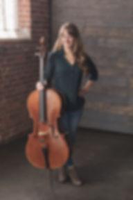 Nexus Strings | Kayla Hayes | Cello