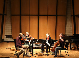 Denver Nexus Project | String quartet
