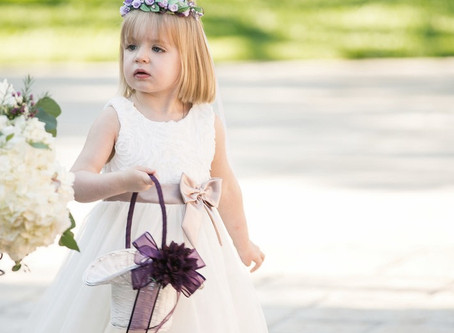 Wedding Inspiration: Your Processional Won't go as Planned … And That's Okay