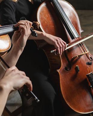 Nexus Strings | Violin and cello music