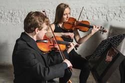 Nexus Strings | Violin Music