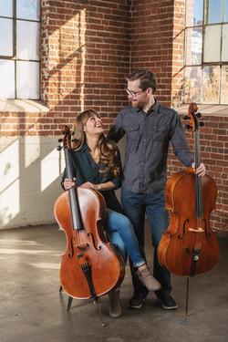 Nexus Strings | Cellists