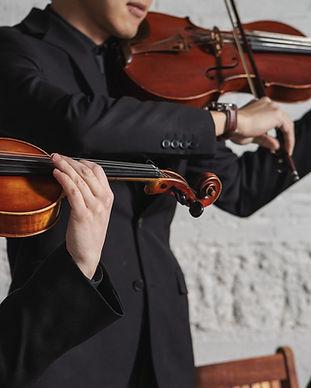 Nexus Strings | Wedding string quartet