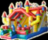 Castillo hinchable Disney alquiler en Albacete, Cuenca