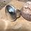 Thumbnail: Circular sterling ring