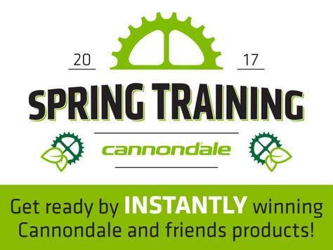 Cannondale Sale!