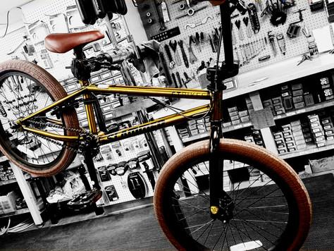 Brand-New BMX