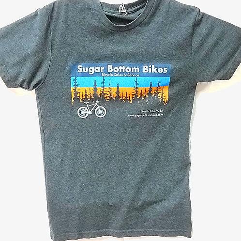 SBB Treeline T-Shirt, Gray