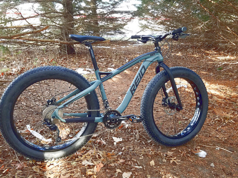 Reid Fat Bikes - Not Everything From Australia Wants To Kill  You