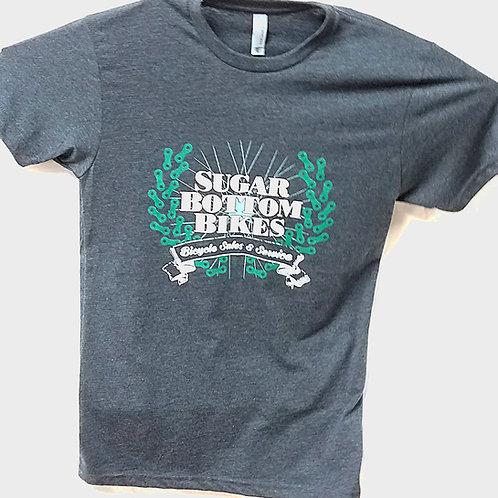 SBB Laurels T-Shirt, Gray