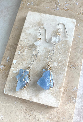 Soothe My Soul Drop Earrings