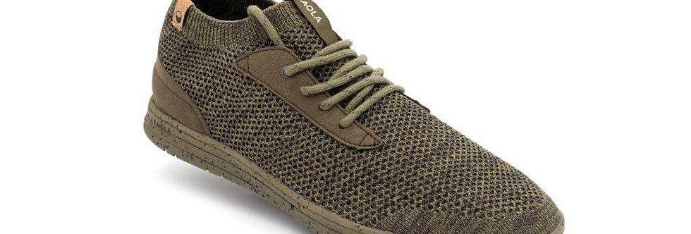 Mindo Burnt Olive Men Sneakers