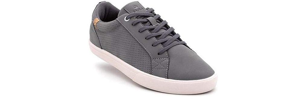Zapatos deportivos Cannon gris oscuro de mujer