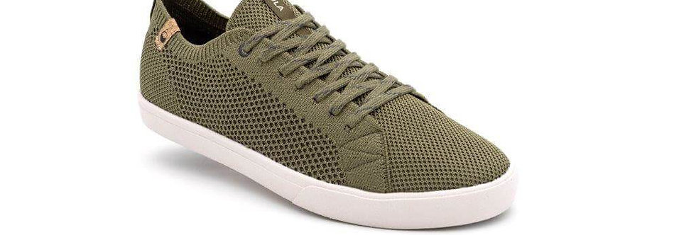 Zapatos deportivos Cannon Knit Burnt Olive Hombre