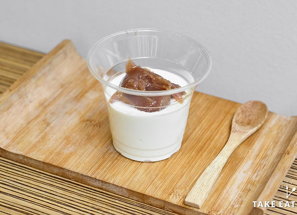 Fromage blanc crème de marron