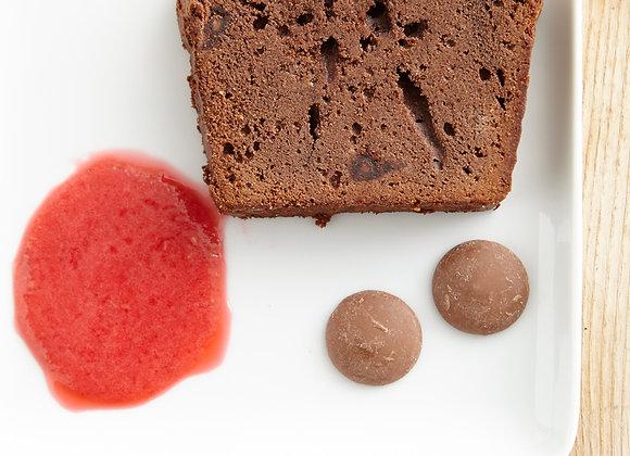 Cake chocolat extrême
