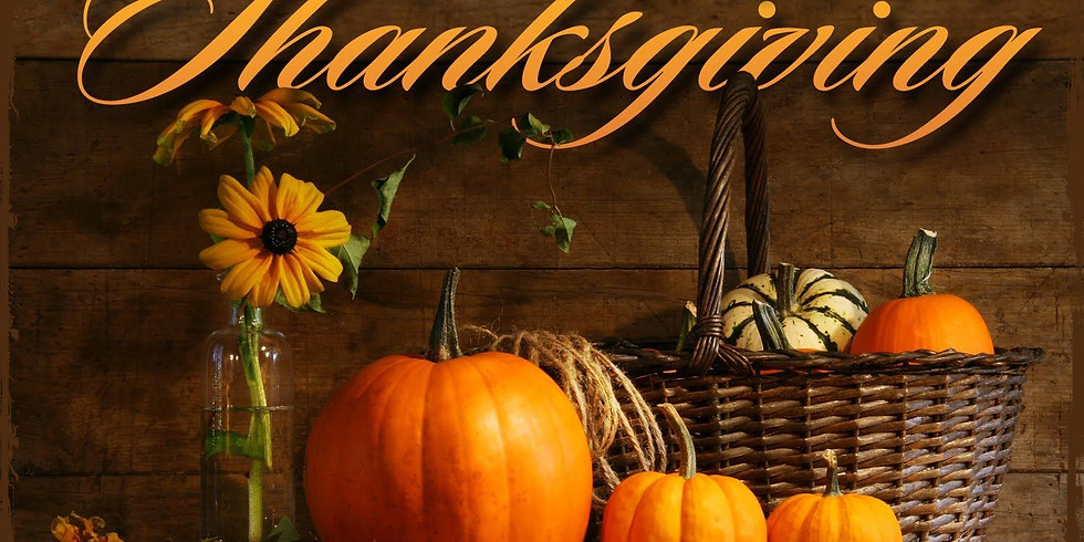 Special Thanksgiving Community Service