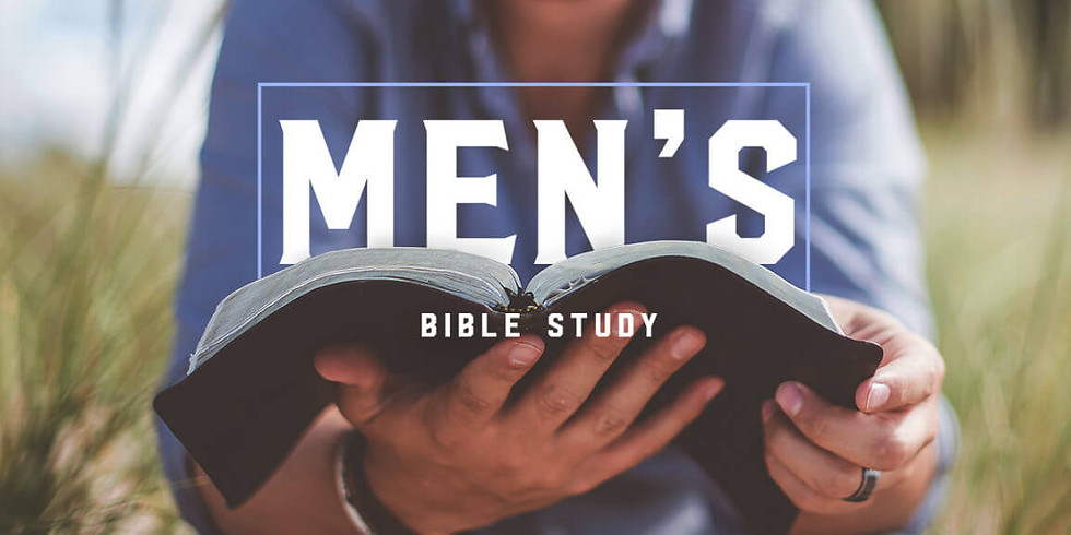 """""""TRUE NORTH"""" Men's Bible Study.  Every Thursday night at 7:00 p.m."""