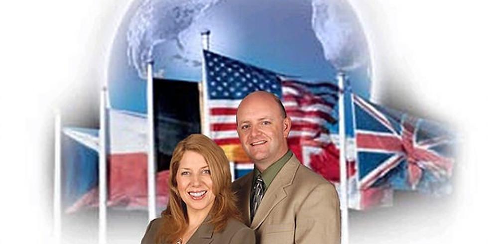 Rev. Steve and Pam Speer