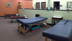 Pier View Chiropractic adjusting