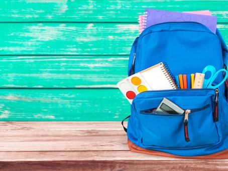"""""""Back"""" to School - Backpack Saftey"""