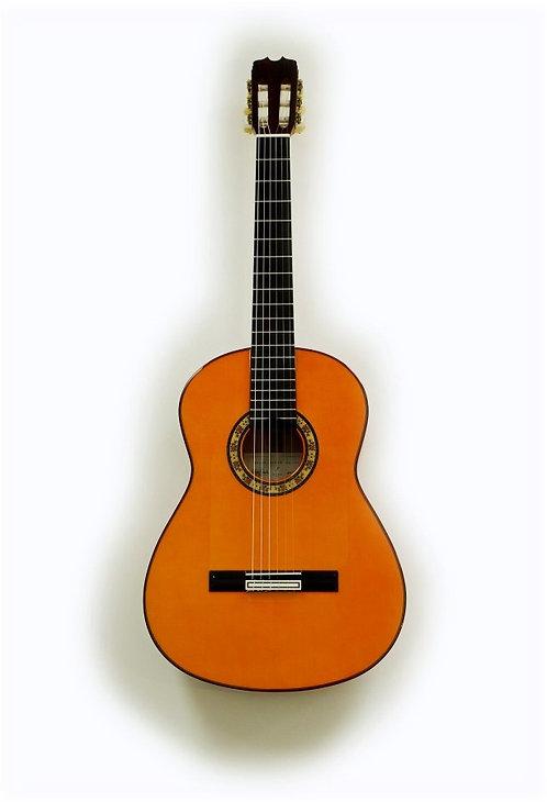 Guitare Felipe Conde Crespo vue de face