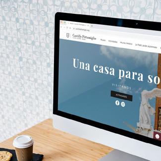 Web - Castillo Pittamiglio