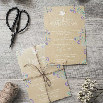 Bautismo - tarjetas & souvenir
