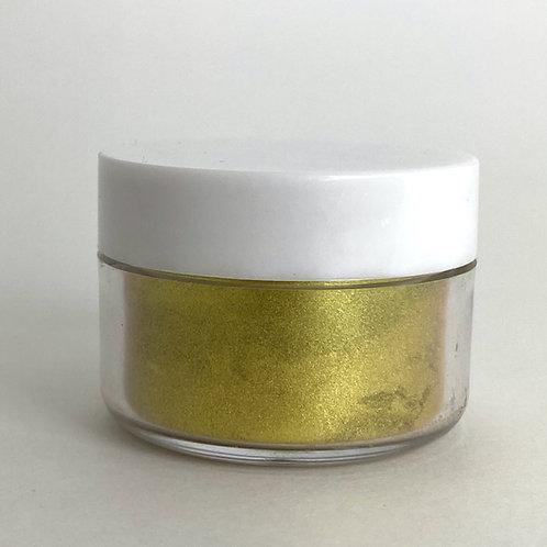 Corante - Gliter em Pó Dourado -  5g