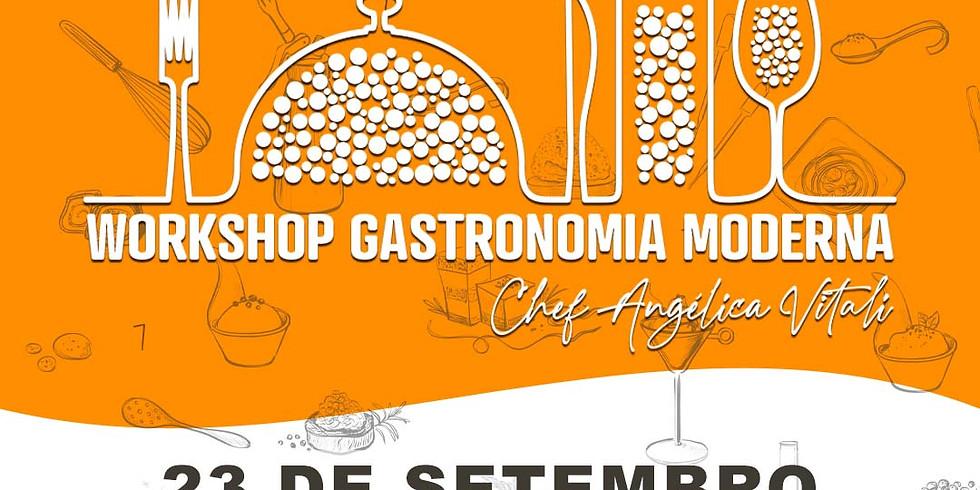 Workshop Gastronomia Moderna