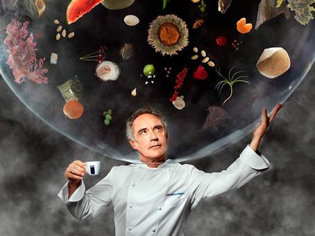Teoria da Desconstrução por Ferran Adrià
