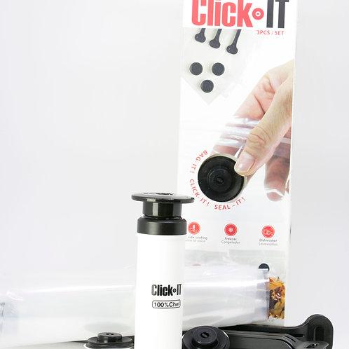 Click-It - Sistema de Vácuo