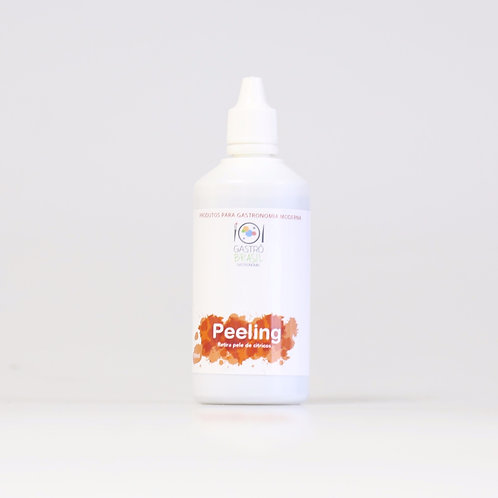Peeling - Retira a pele de cítricos - 100ml