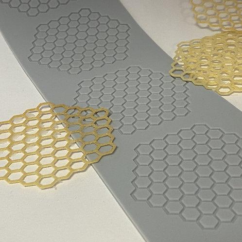 Molde Silicone 3D - Colméia