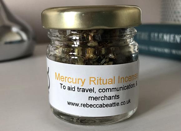 Mercury Ritual Incense