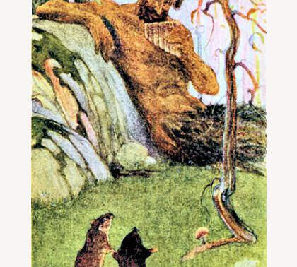 Kenneth Grahame - The Missing Nature Mystic