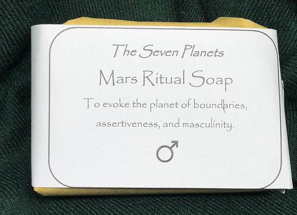 Mars Ritual Soap