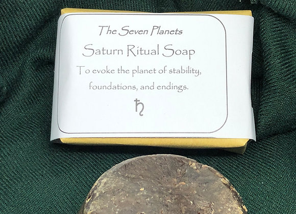 Saturn Ritual Soap