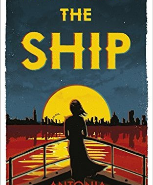 This Week I am Reading 'The Ship' by Antonia Honeywell