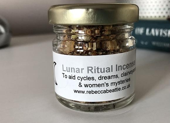 Lunar Ritual Incense